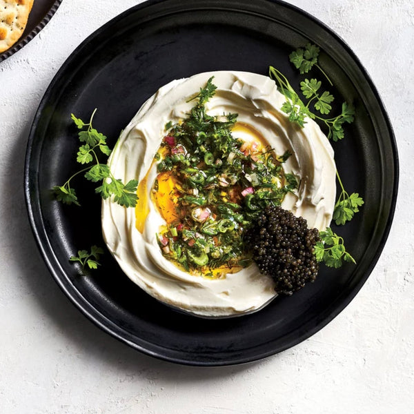 Food & Wine: Poppy's Caviar