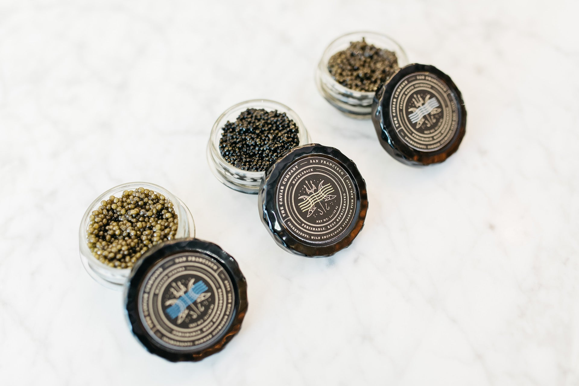 Virtual Caviar Tastings