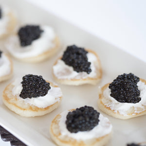 Caviar 301 Tasting Flight