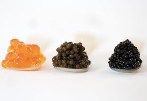 Virtual Caviar Tasting with Chef Jason