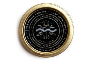 Virtual Caviar Tasting with Chef Kim Alter- August 13th