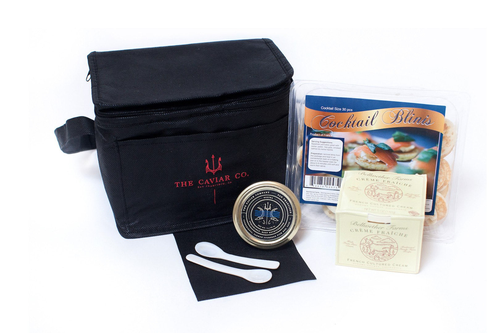 Gift Sets - Intimate Caviar Cooler Gift Set