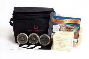 Gift Sets - The Ultimate Caviar Flight