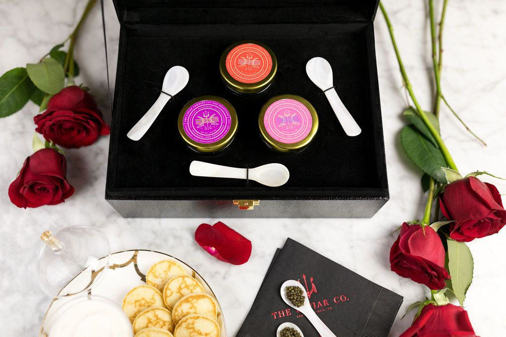 Valentine's Day Virtual Caviar Tasting- Sunday, February 14th
