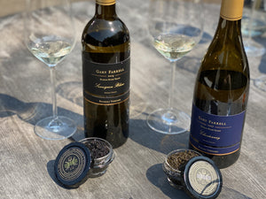 Virtual Caviar Tasting With Gary Farrell Wine - September 24th