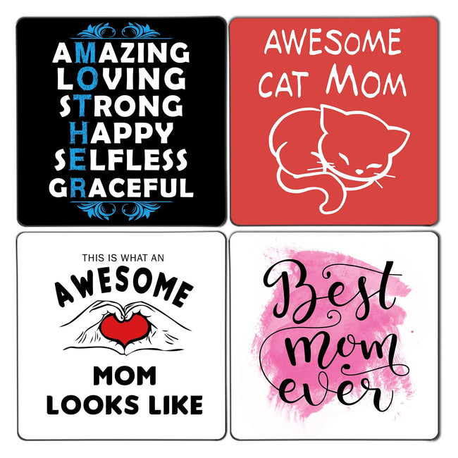 Mother's Day Coaster Set