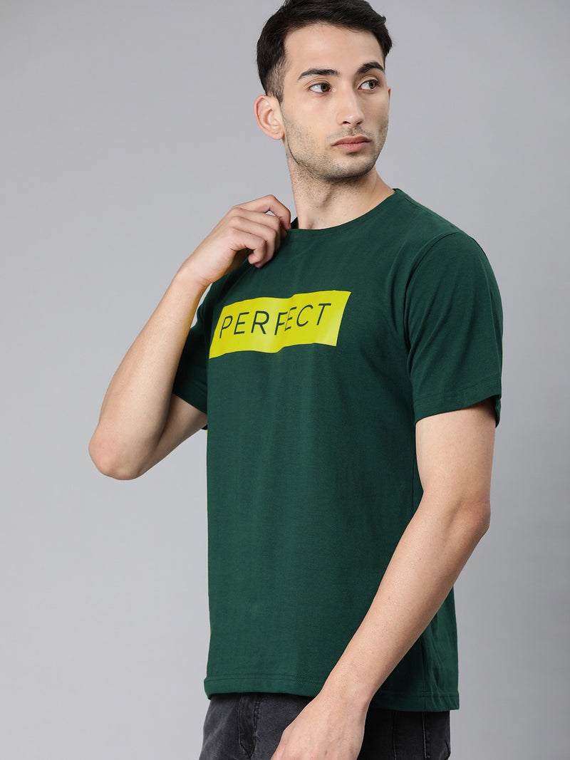 Perfect Half Sleeve T-Shirt For Men