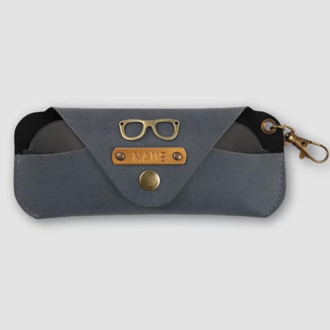 Grey Eyewear Case