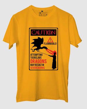 Caution T Shirt