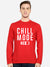 Chill Mode On Full Sleeves T-Shirt