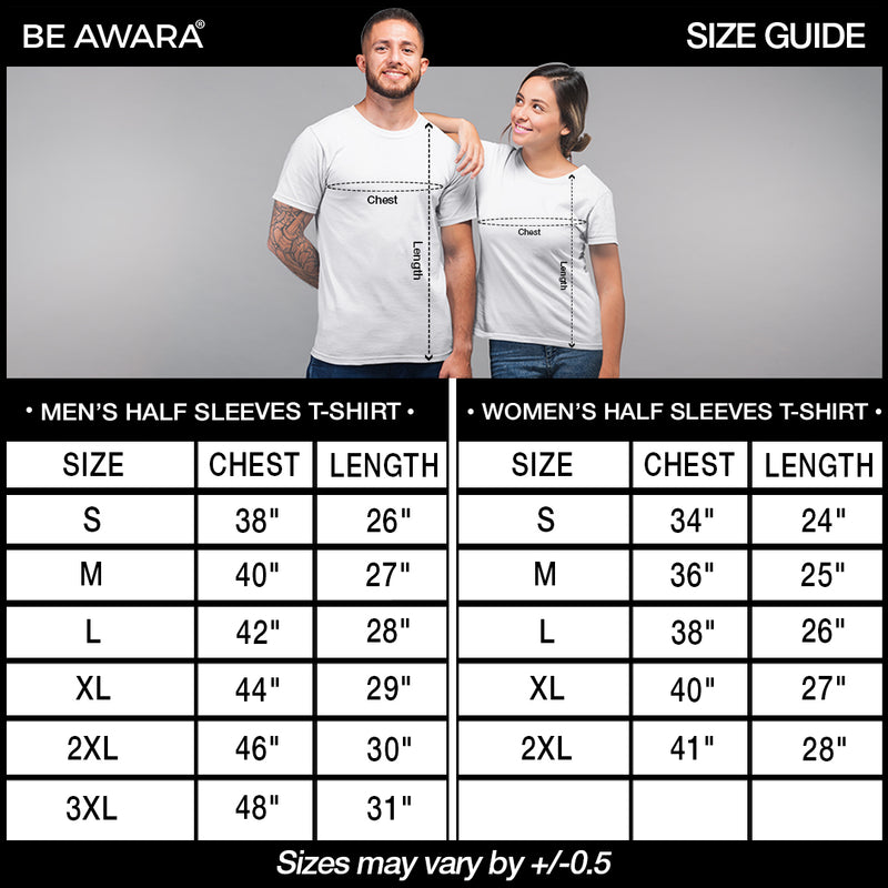 Husband Wife Couple Tee