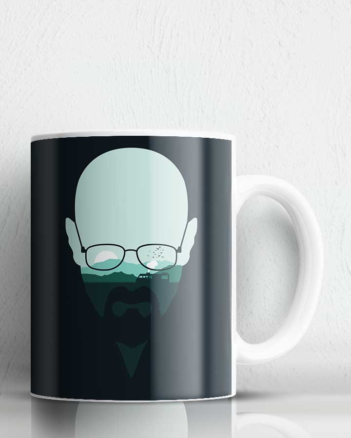 Heisenberg Coffee Mug