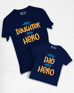 2d6127e0 Buy Dad & Daughter Matching T-Shirts - Father & Daughter Tees Online