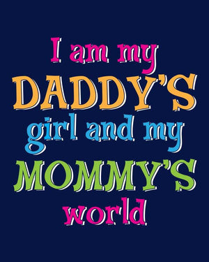 Daddy's Mommy's Kids T Shirt