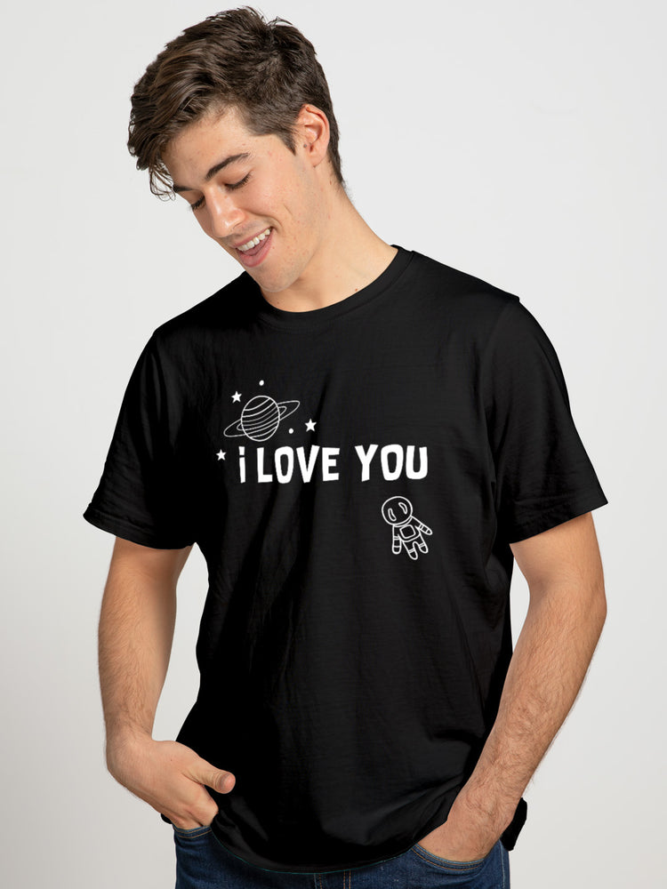 I Love You Couple Tee