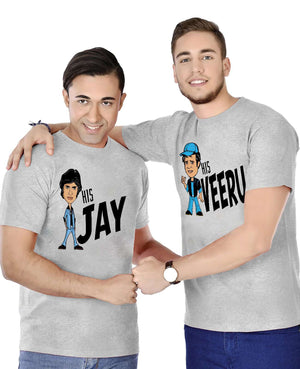 Jay Veeru Friends Tee