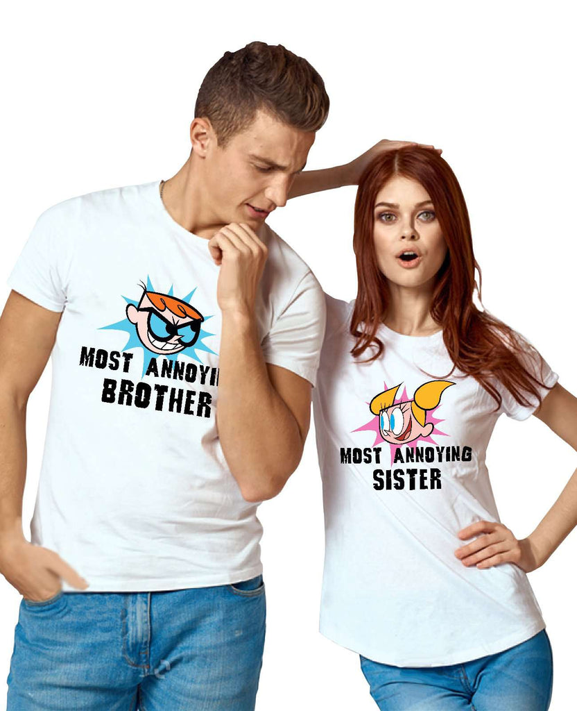 Most Annoying Sibling Tee