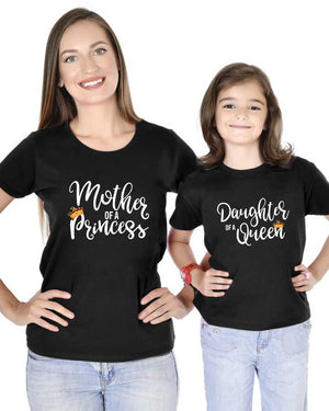 79095cc0 Buy Mother & Daughter Tees Online in India - Mom Daughter Matching