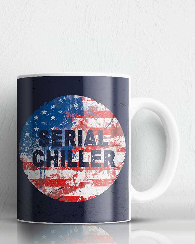 Serial Chiller Coffee Mug