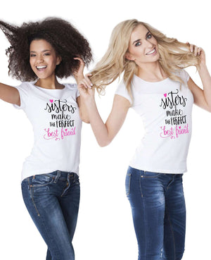 Sister Best Friend Sibling Tee