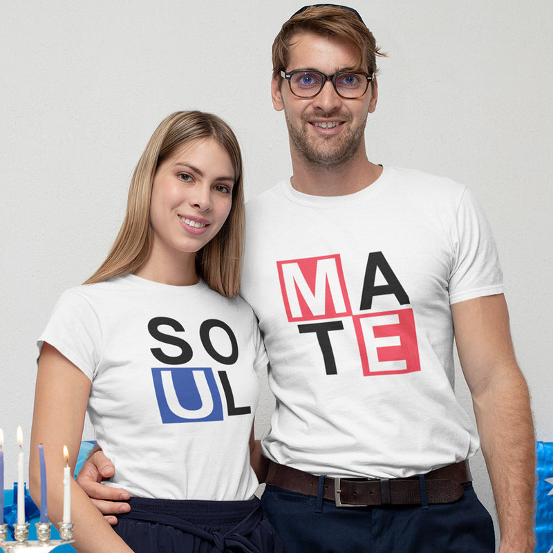 Soulmate Couple Tee