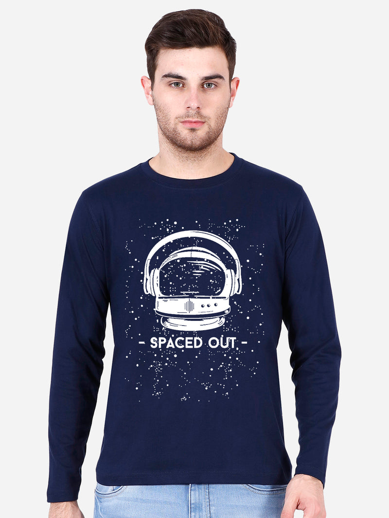 Spaced Out Full Sleeves T-Shirt