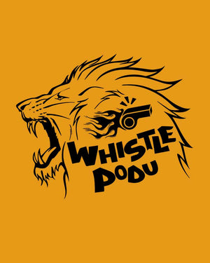 Whistle Podu T-Shirt