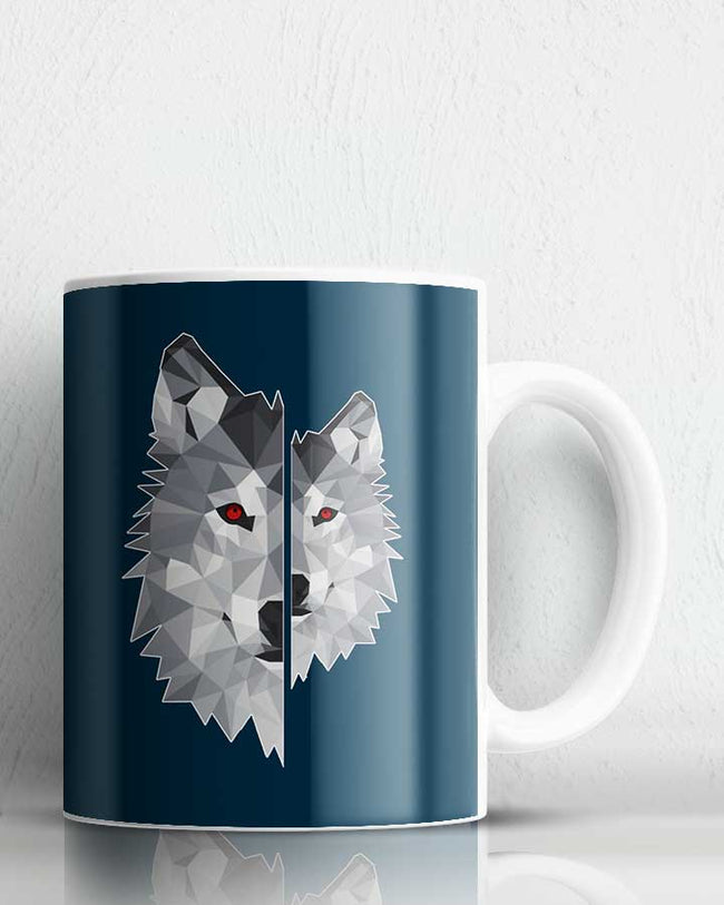 Wolf Art Coffee Mug