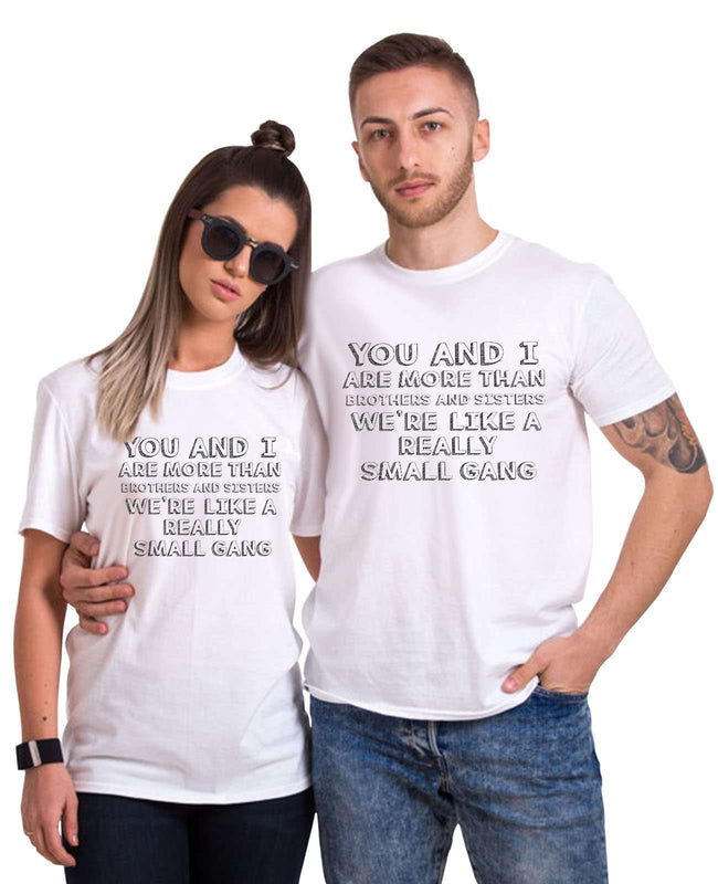 You and I Sibling Tee