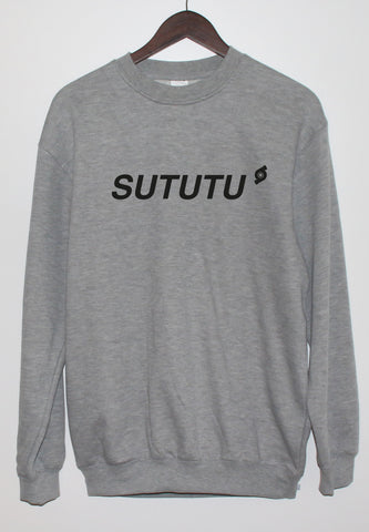 sututu raglan grey - my thoughts yes