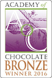 Bronze winner at Academy Of Chocolate awards