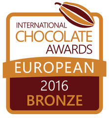 Bronze International chocolate awards winner