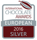 Silver winner at International Chocolate Awards