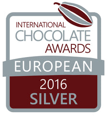 Silver International chocolate awards winner
