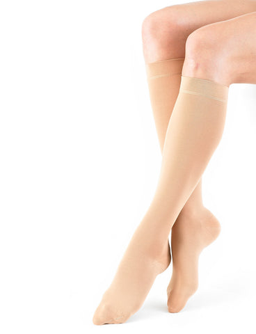 Neo G Knee High Compression Hosiery (Closed Toe)