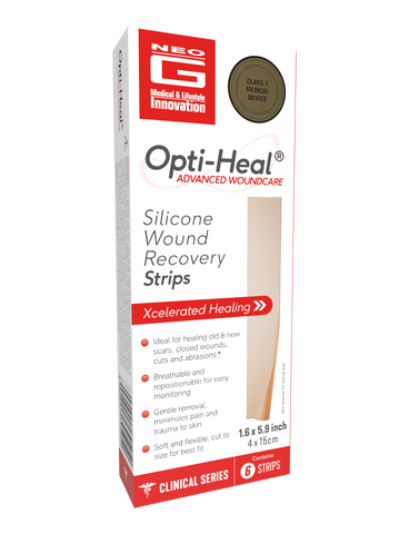 Silicone Wound Recovery Strips