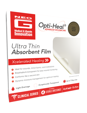 Ultra Thin Absorbent Film