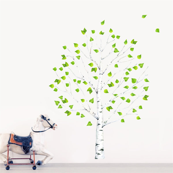 Birch Tree Wall Stickers