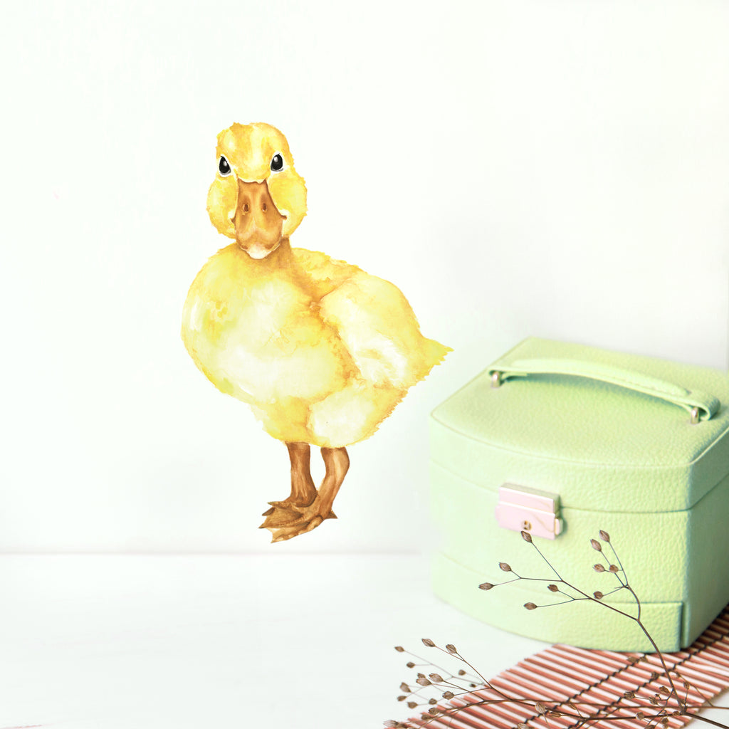 Duckling Wall Decal