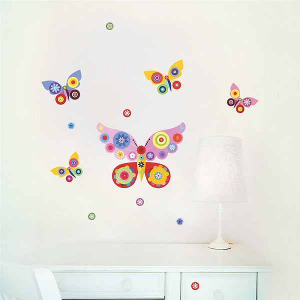 Butterflies Wall Stickers