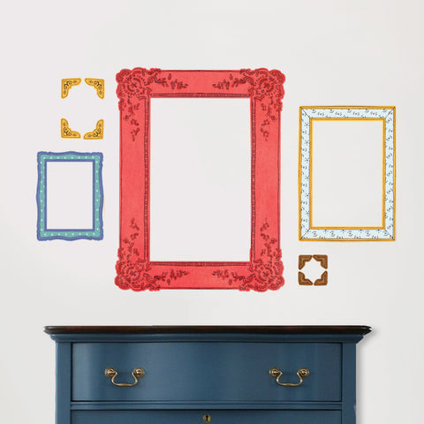 Frame It Wall Stickers