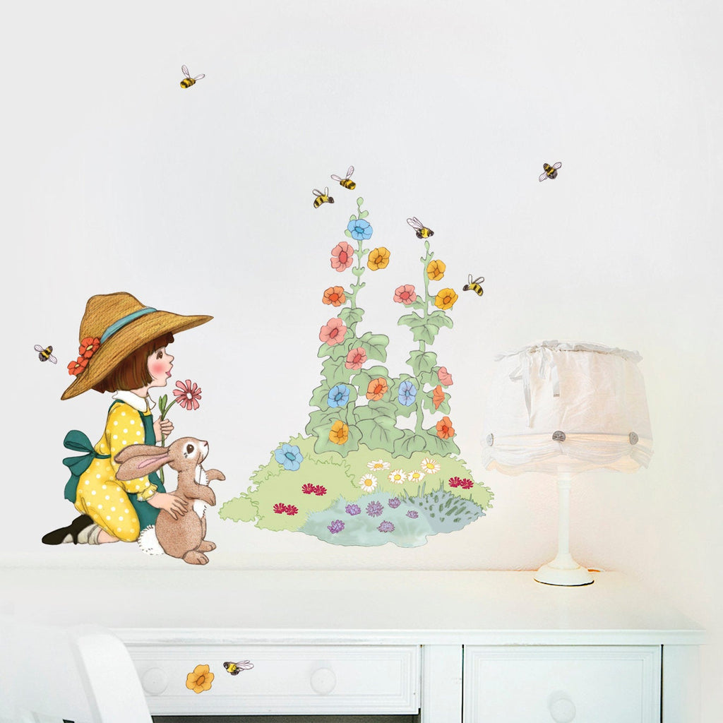 Decorate Me Garden Wall Sticker