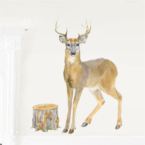 Deer Wall Decal