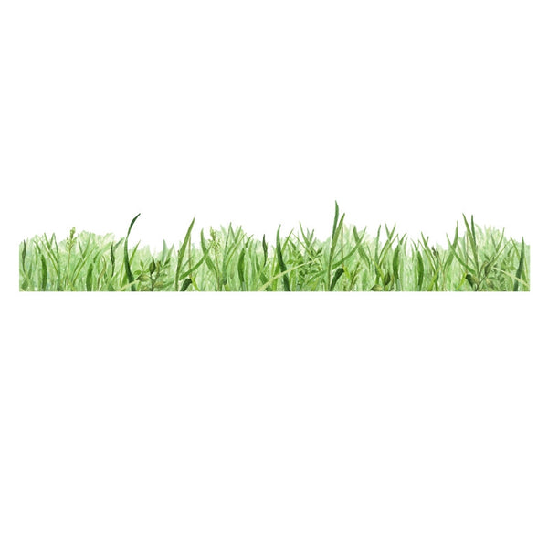 Grass Border Wall Sticker