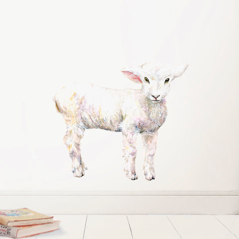 Lamb Wall Sticker