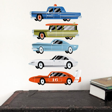 Highway Mini Wall Stickers