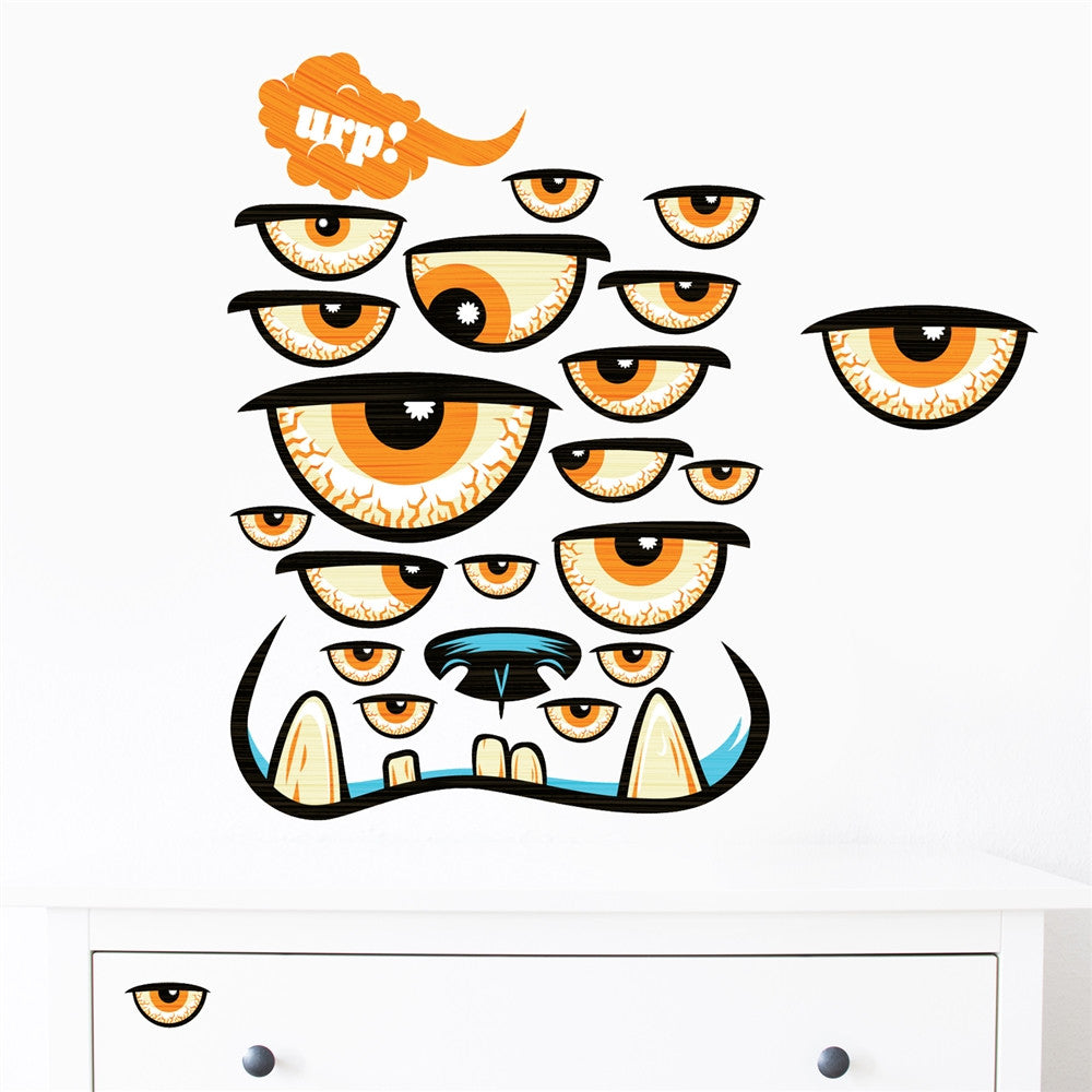 Ozzie Wall Decals