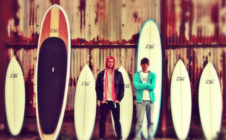 Surfing Fitness Tips - By SBS Boards