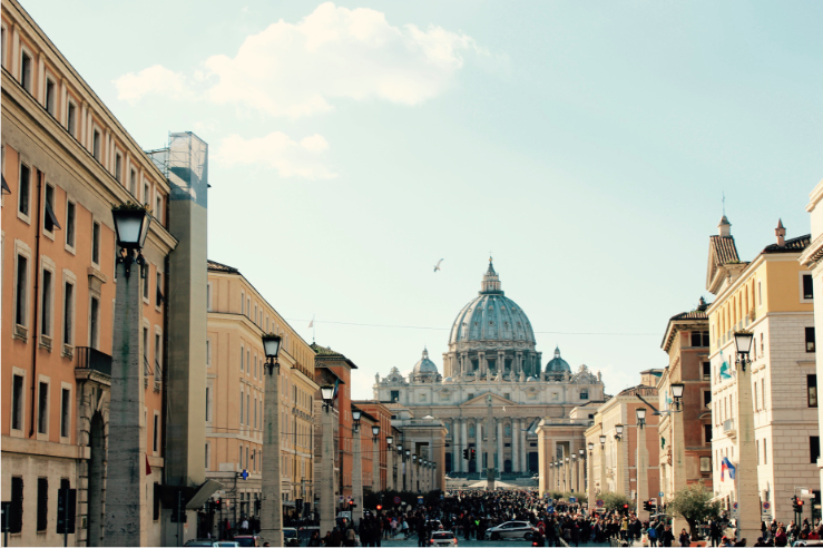 Our Long Weekend in Rome: Day 1 by Alec Warriner