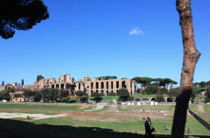 Our Long Weekend in Rome - Day 3 by Alec Warriner